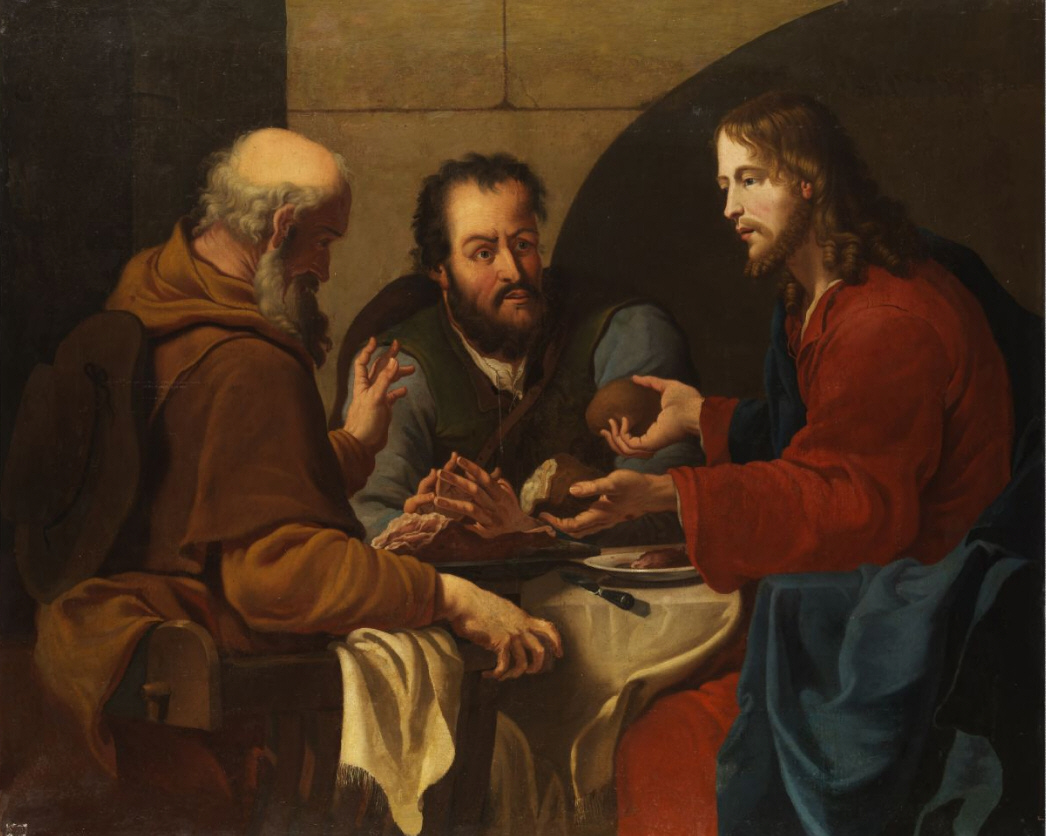Supper_at_Emmaus_Italy_17th_c