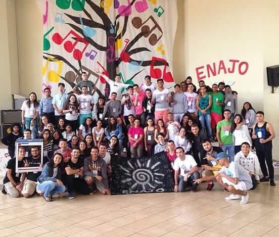 ENAJO – ENCONTRO NACIONAL DE JOVENS ORIONITAS – PROVINCIA SUL