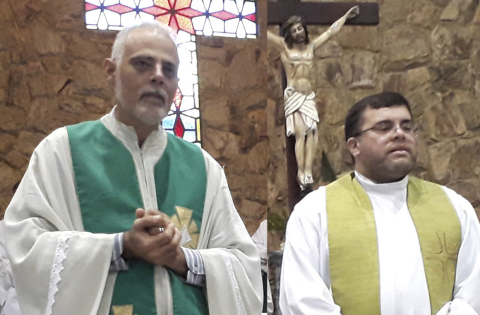 MISSA DE POSSE – PE. WANDERLEY CALÇA E PE. MARCIO VIEIRA