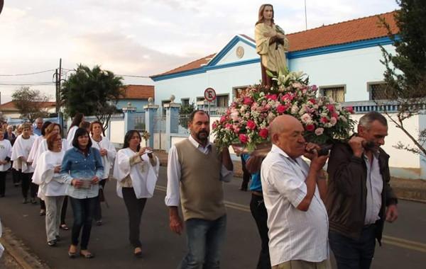 FESTA EM LOUVOR A SANTA MARIA GORETTI