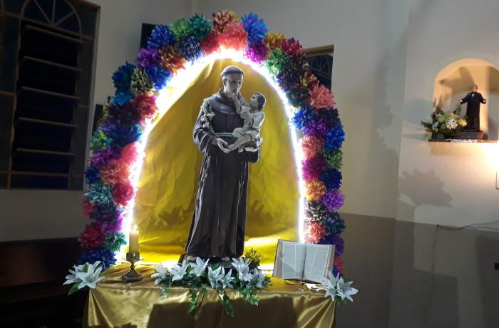 FESTA EM LOUVOR A SANTO ANTONIO – 2018