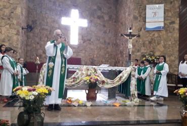 MISSA DA PRIMAVERA – MATRIZ NOSSA SENHORA DA SAÚDE – 2018