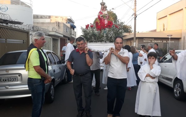 FESTIVIDADE DE NOSSA SENHORA DA SAÚDE 2018