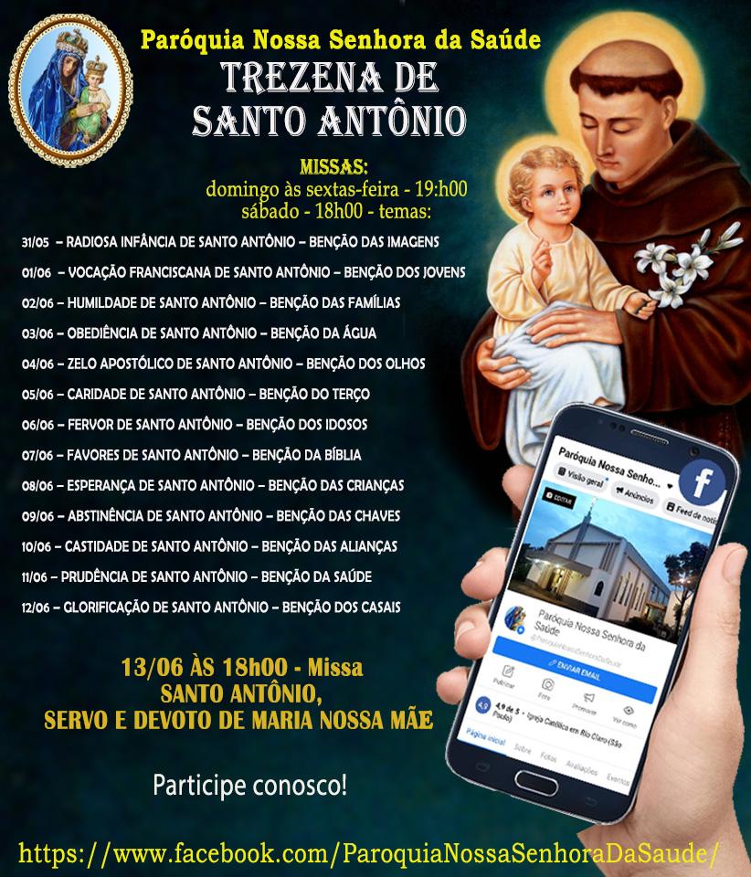 Par.saúde - trezena de santo antonio